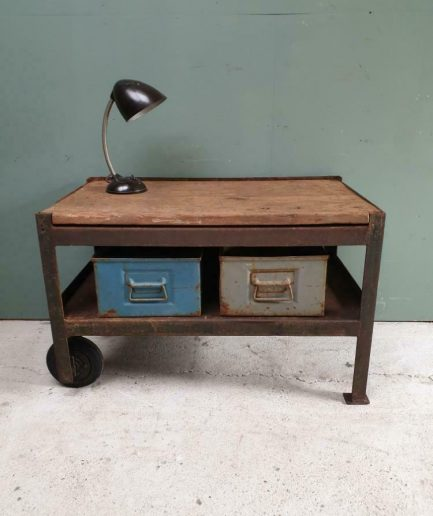 Industrieel tv meubel of sidetable (1)